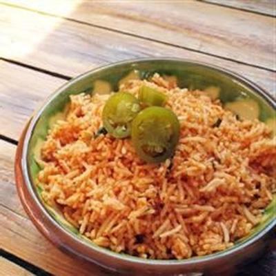 mexikanischer Reispilaw