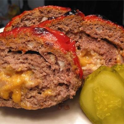 Cheeseburger-Hackbraten