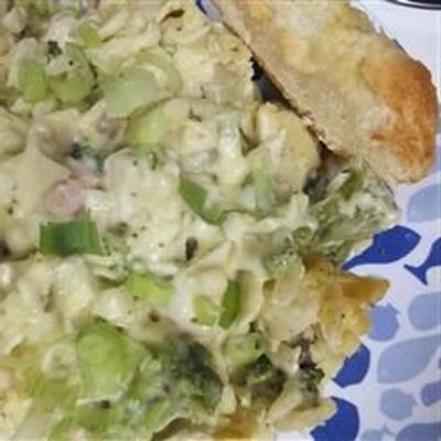 Broccoli-Hühnerauflauf iii