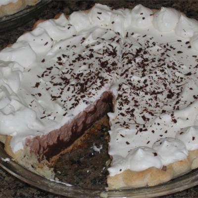 krissys einfache schokolade dreilagige kuchen