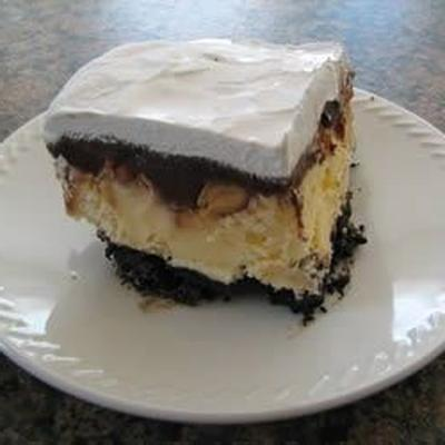 Hot Fudge Sundae Dessert Bars