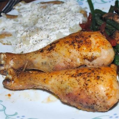 Chicken el dermie le hermie