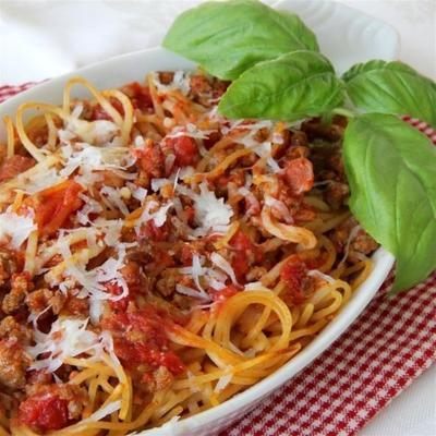deutsche Spaghettini