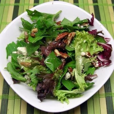 Balsamico-Bleu-Käse-Salat