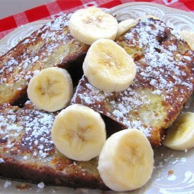 Bananenbrot French Toast