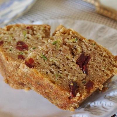 Zucchini-Kuchen iv