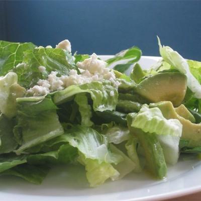 toller grüner Salat