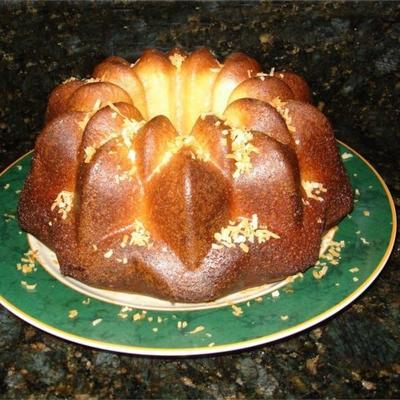 Rum-Ananas-Pfund-Kuchen