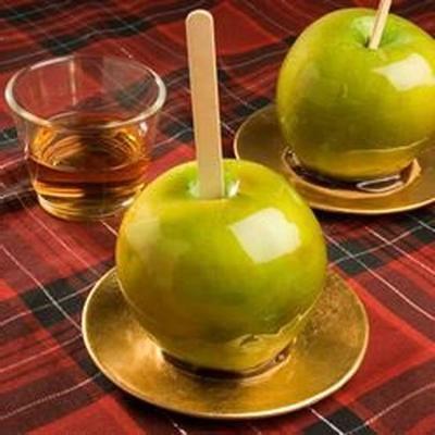 Bourbon Süßigkeiten Äpfel