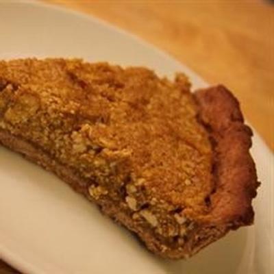 Kabocha Squash Pie (japanischer Kürbiskuchen)