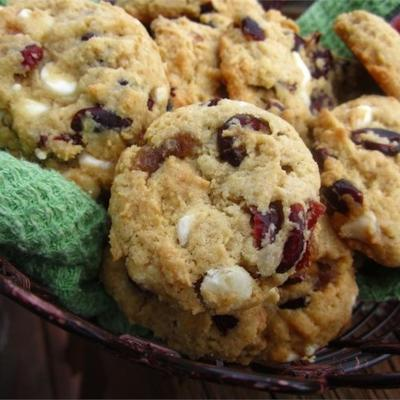 Lindas Cranberry-Kekse