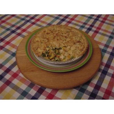 Brokkoli mit Pekannuss-Pancetta-Belag