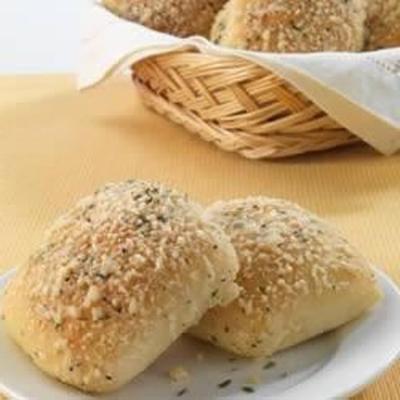 sister schubert's Kräuter-Knoblauch-Käse-Brötchen
