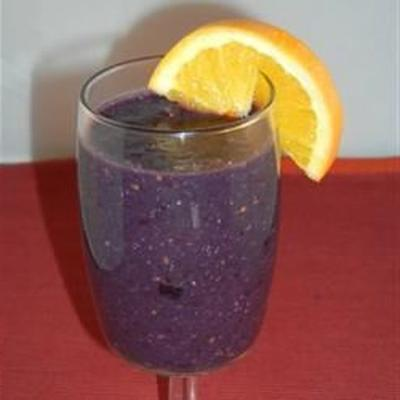 Melone-Brombeer-Smoothie