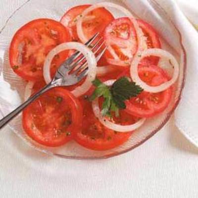 Kim Tomaten-Salat