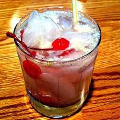 Rum Rickey Cocktail
