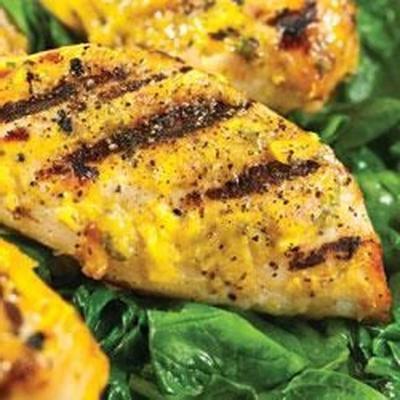 Mango-Koriander-Huhn mit natürlichem Süßstoff Truvia®