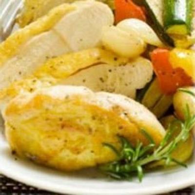 mariniertes Hähnchen mit Maille® Dijon Originale Senf