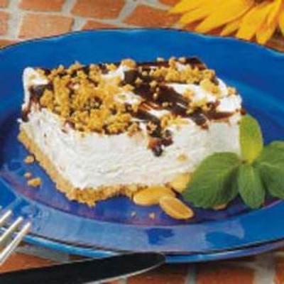 cremiges Erdnuss-Dessert