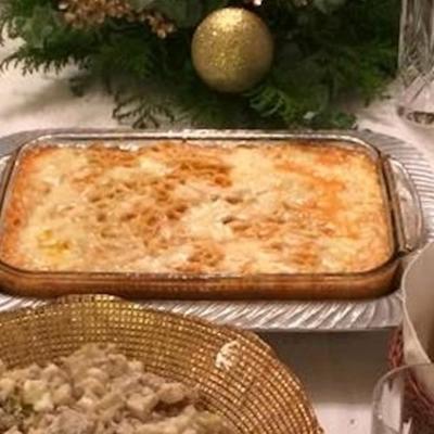 Weihnachtsspaghetti