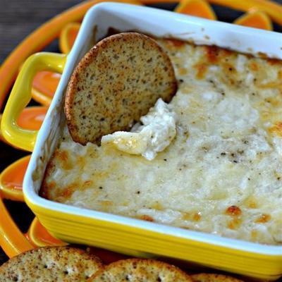 Käse-Vidalia®-Zwiebel-Dip