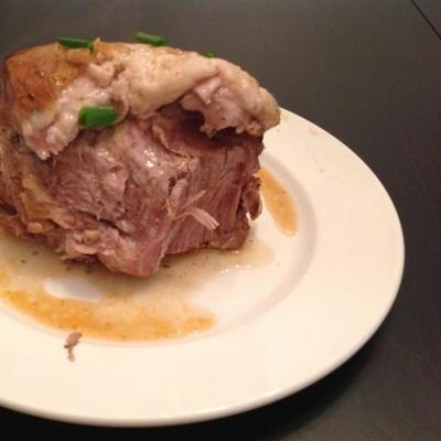 Slow Cooker Kalua Schweinefleisch