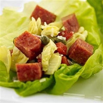 Margherita® Pepperoni-Antipasto-Salat-Wraps