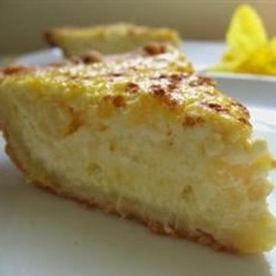 Ricotta Pie (altes italienisches Rezept)