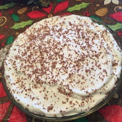 Schokoladen-Rum-Mousse-Torte