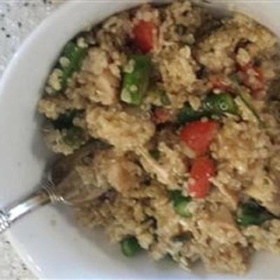 Hähnchen-Quinoa-Salat
