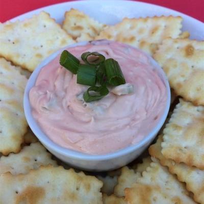 hausgemachte cremige Chip-Dip
