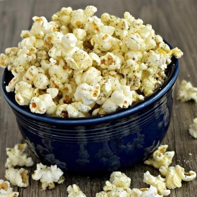 italienisches Popcorn mit Parmesan