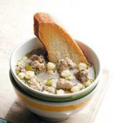 Texas pozolero Suppe