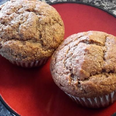 gesunde Erdbeer-Bananen-Muffins