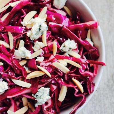 der beste Rotkohlsalat