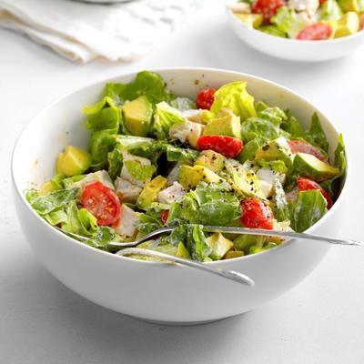 Puten-Avocado-Salat