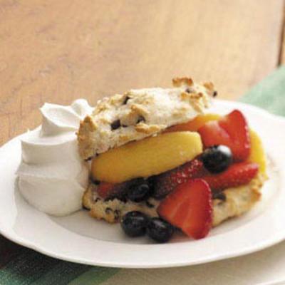 Obst-Shortcakes