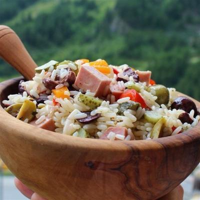Insalata di Riso (italienischer Reissalat)