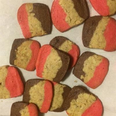 neapolitanische Kekse ii