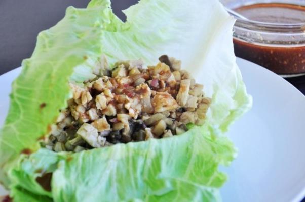 p. f. Chang's Hähnchen Salat Wraps von Todd Wilbur