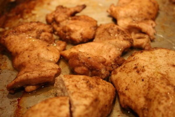 marokanisches Huhn