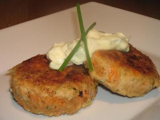 Thunfisch und Süßkartoffel (Kumera)