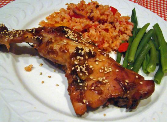 chinesische Hühnerbeine