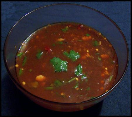 Asia-Limetten-Sauce (zum Grillen und Dippen)