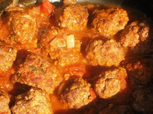 tunesische Fleischbällchen