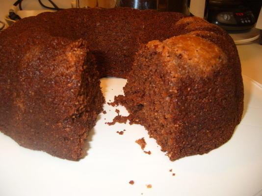 Schokolade Vollkorn-Zucchini-Brot