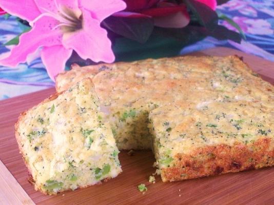 einfaches Brokkoli-Brot