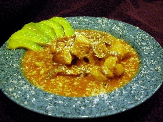 pollo crema - azteca's pollo a la crema