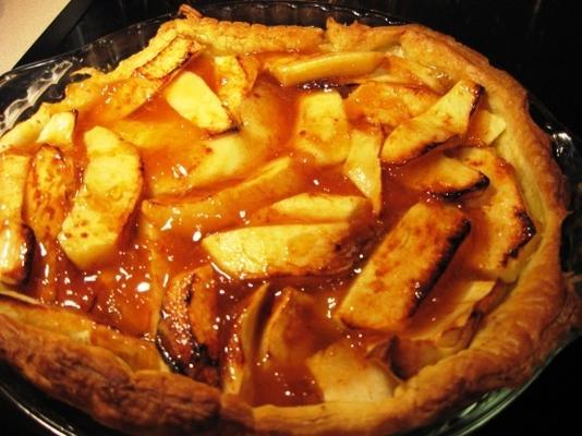 Tarta de Manzana (Apfelkuchen)