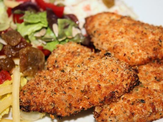 Petersilie Parmesan Hühnchen (Oamc)
